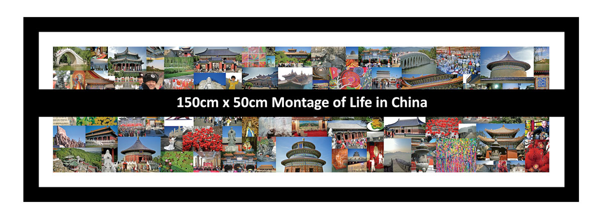 China life through the years