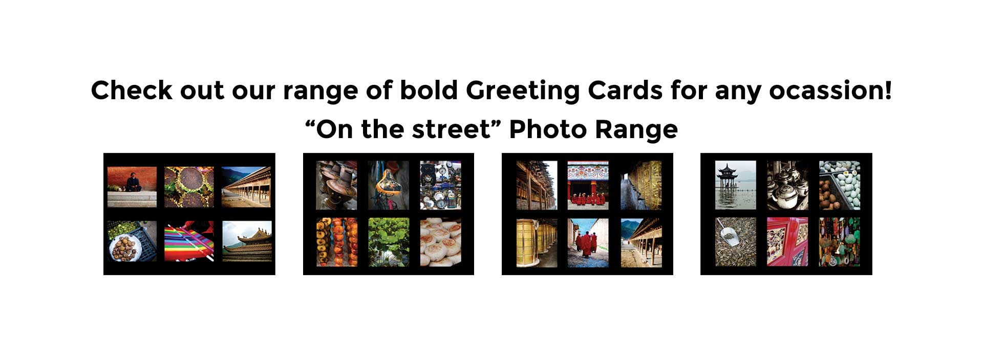 Photo Compilation Greeting Cards