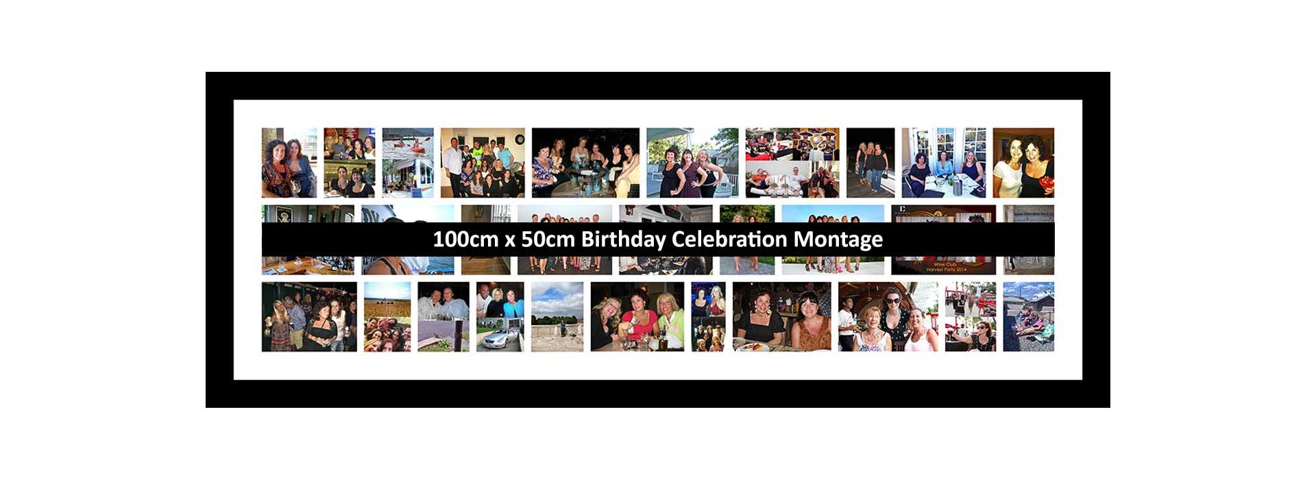 Birthday Montage